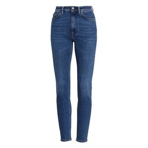 Acne Studios High Rise Skinny Jeans